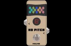 NUX HD Pitch Tuner /Viritin minipedaali