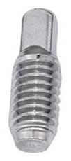 Dixon 121 pedaalin nuijan kiinnitysruuvit 8mm, 4 kpl/pussi