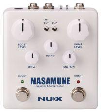 NUX Masamune Boosteri/Kompressori pedaali