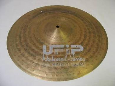 "UFIP NS-16 16"" Crash"