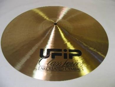 """UFIP CS-18R 18"""" Ride"""