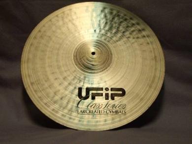 """UFIP CS-19R 19"""" Ride medium"""