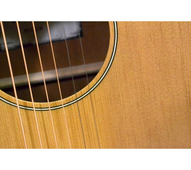 Noir By BR N1LS/A akustinen kitara