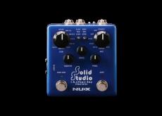 NUX Solid Studio putki- ja kaiutinsimulaattori pedaali
