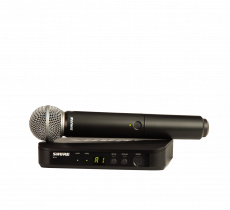 SHURE BLX Wireless Vocal System