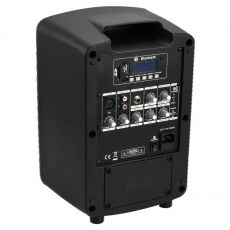 Omnitronic WAMS-065BT akkukäyttöinen aktiivikaiutin /äänentoistojärjestelmä