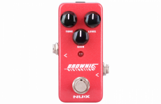 NUX Brownie Distortion minipedaali