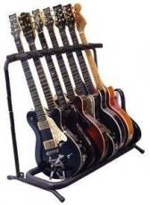 Bespeco Kanga07 kitarateline seitsemälle kitaralle
