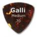 Galli A9 medium 0,70mm plektra