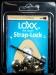 LOXX hihnalukot akustiselle nikkeli