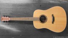 Baton Rouge AR11D vasenkätinen teräskielinen kitara