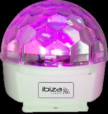 Makea Beam Astro LED-pallo kaukosäätimellä