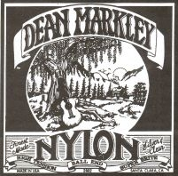 Dean Markley BALL END 2802 nylon kielet