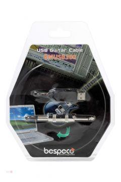 Bespeco BMUSB300  USB Interfacejohto, 3m