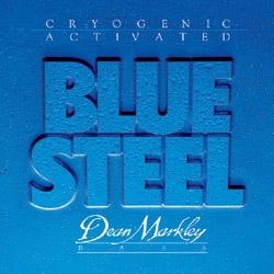 BLUE STEEL 45-125 Light 5-kielisen bassokitaran kielet