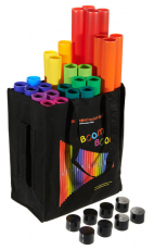 Boomwhacker BW-Set1 Move&Groove Bag