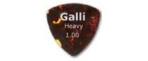 Galli 130600 600 kpl boxi/lajitelma celluloidi plektroja