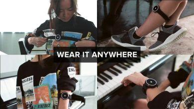 Soundbrenner Core muusikon Smartwatch!