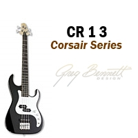 Samick Greg Bennet CR13BK 3/4 basso