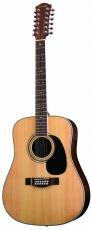 Farida D-16/12 12-kielinen kitara