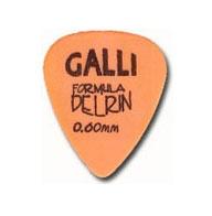 Galli  D51O - Delrin 0,60mm plektra