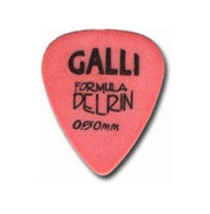 Galli D51R - Delrin 0,50mm plektra
