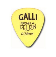 Galli  D51Y - Delrin 0,73mm plektra