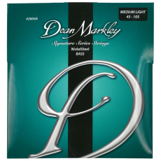 Dean Markley 45-105 Medium Light basson kielet