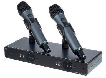 Sennheiser XSW 1-825 DUAL-A Dual Channel Vocal Set