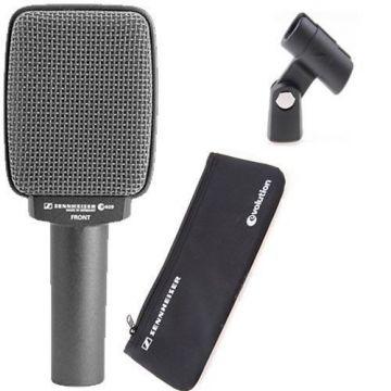 Sennheiser e609 Silver instrumenttimikrofoni