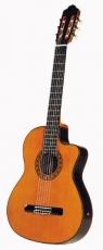 Esteve ELEC klassinen kokopuinen mikitetty kitara