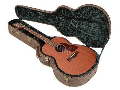 Boston akustisen kitaran kova laukku upea!