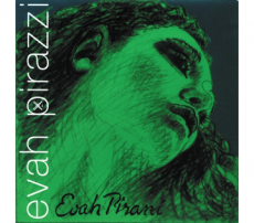 Evah Pirazzi Gold  4/4-viulun kielisetti, medium, lenkillä