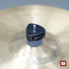 Dixon EZ Cymbal set