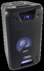 Ibiza Sound Freesound kannettava akkukäyttöinen 300W kaiutin+USB/SD/BT/MEGABASS