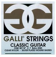 Galli Ball End kielet jossa nupit päässä