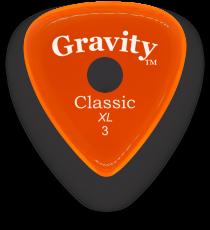 Gravity Picks Classic XL 3.0 mmpolished round GCLX3PR