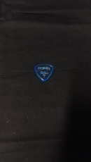 Gravity Picks Striker Mini Jazz 2.0mm Polished with Elipse Grip Hole GSRM2PE