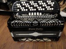 Zero Sette 3-äänikertainen harmonikka