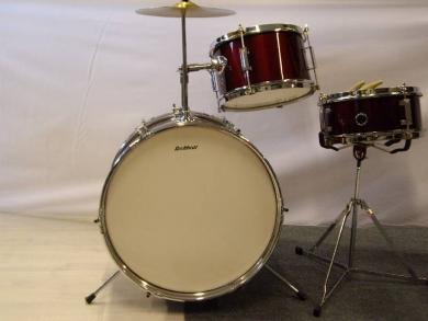 Rockbeat Junior lasten rummut