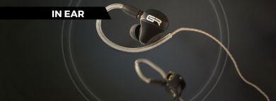 GR-Bass In Ear i4 korvamonitorit