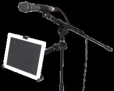 Ibiza Sound iStand2 teline padeille ja tableteille