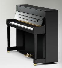 KAWAI K-200 piano kiiltävän musta