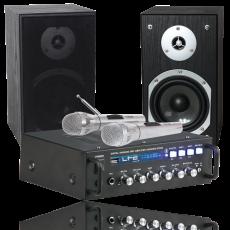 LTC Karaoke Star 4 All-in One set, 2 x 75W