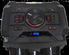 Ibiza Sound DJMKII BT/SD/FM/USB/langaton mikrofoni