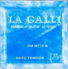 La Galli LG-40 hard tension nylonkielet