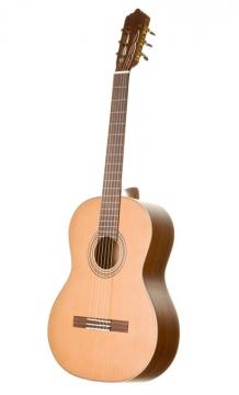 La Mancha Rubi CM SN kapeakaulainen vasenkätinen klassinen kitara