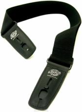 Lock-It Strap Black lukittava kitarahihna musta