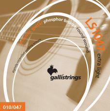 Galli LS-1047 kielet teräskieliselle kitaralle