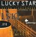 Lucky Star 10-47 extra light teräskielet